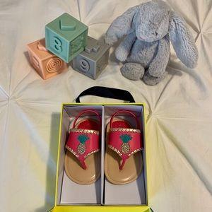 Baby Jack Rogers Sandals